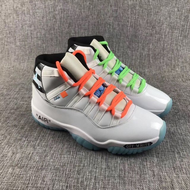 Discount Air Jordan 11 Off_White  SKU 133658