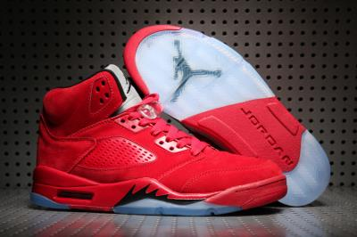Cheap Air Jordan 5 University Red wholesale No. 210