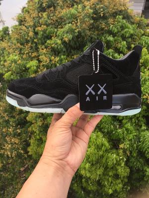 discount air jordan 4 x kaws sku 128165